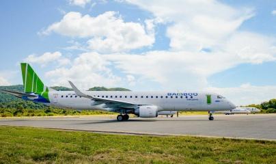 Bamboo Airways bay đúng giờ nhất 10 tháng, hãng duy nhất khai thác vượt công suất cùng kỳhất khai thác vượt công suất cùng kỳ, hãng duy nhất khai thác vượt công suất cùng kỳ