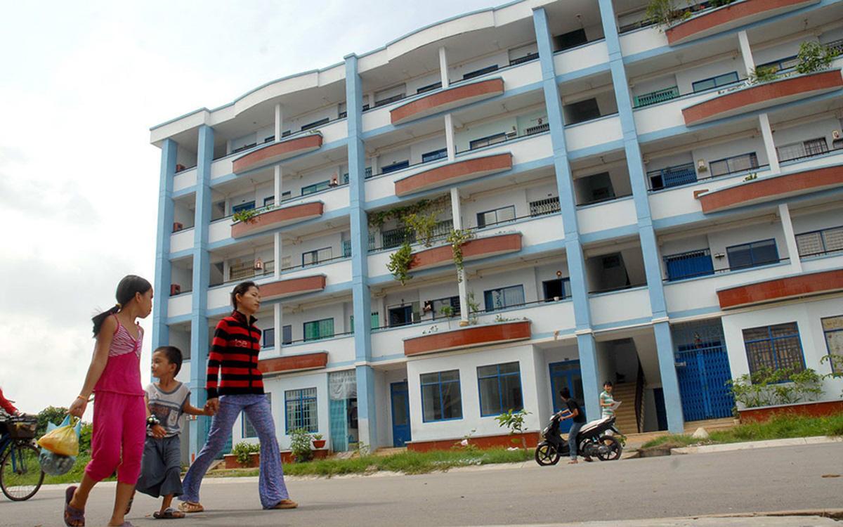 Người mua, thuê mua nhà ở xã hội không được chuyển nhượng trong thời gian 5 năm