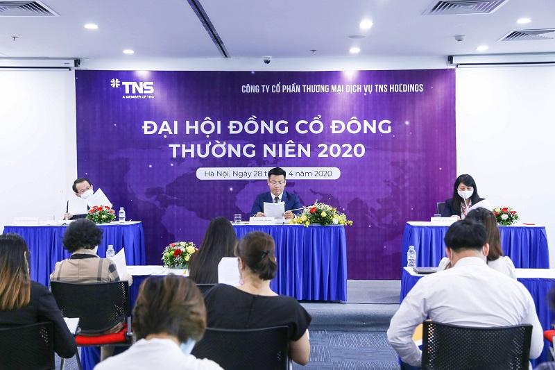 TNS Holdings sẽ họp cổ đông, phát hành cả cổ phiếu và trái phiếu